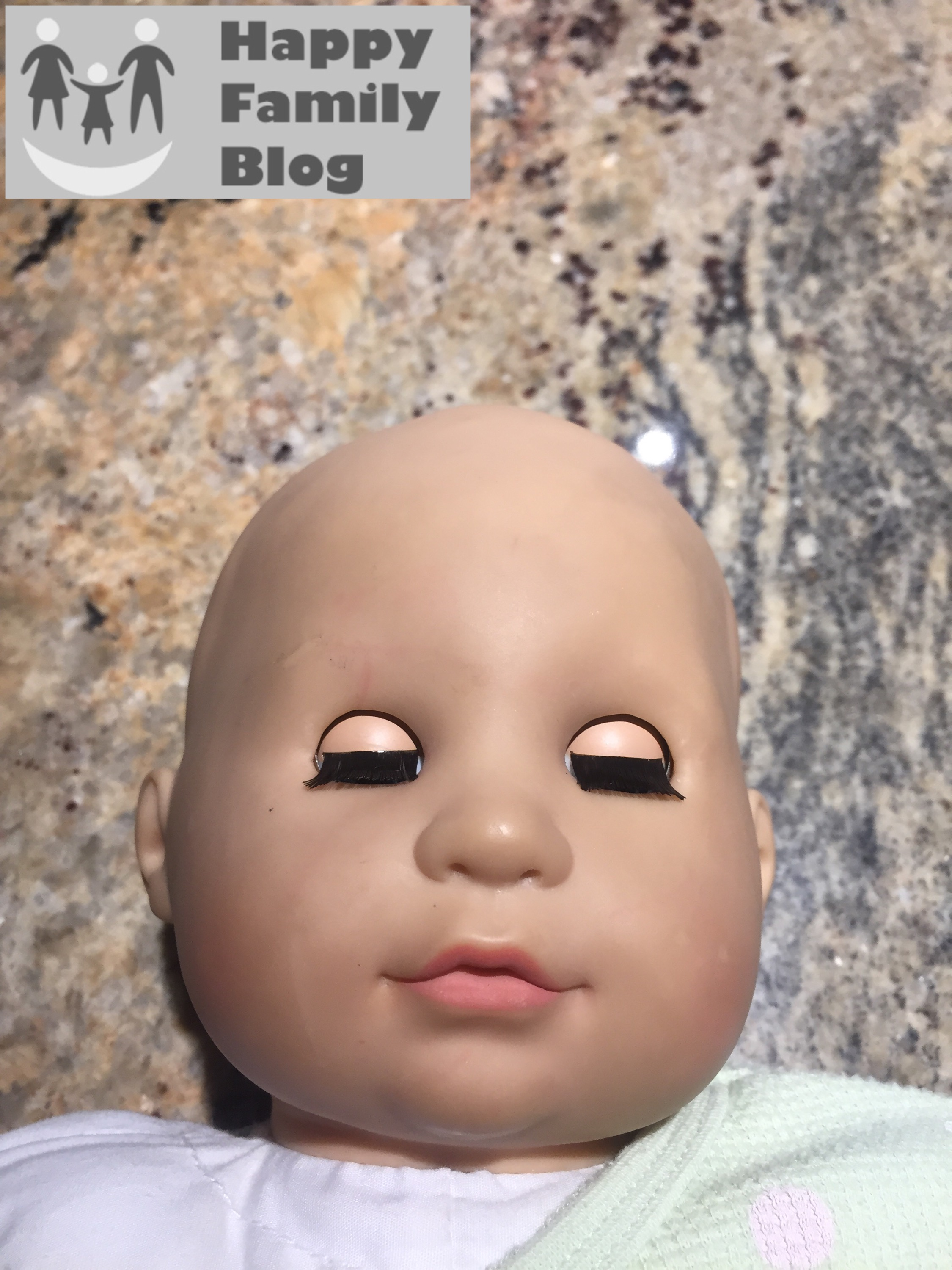 Cleaning: How to Remove Marker from a Baby Doll• Happy