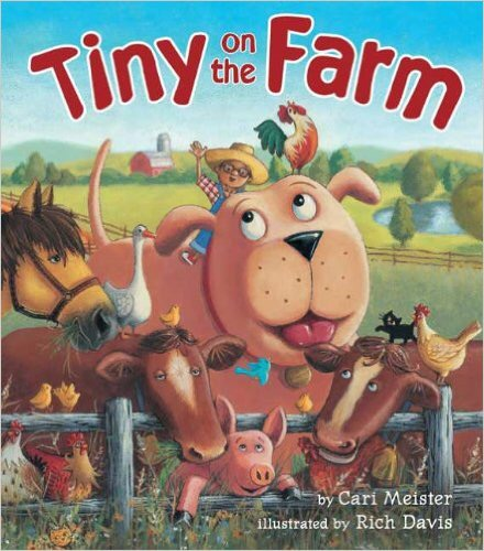 Tiny on the Farm; Happy Family Blog
